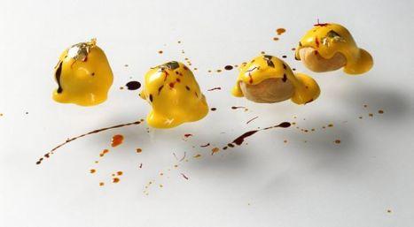 Massimiliano Alajmo, le Mozart de la cuisine italienne | Slate | Gastronomie et alimentation pour la santé | Scoop.it