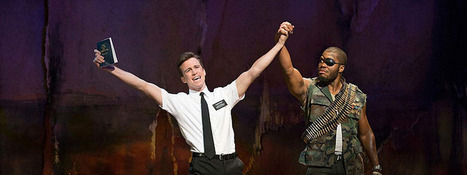 Prince of wales Theatre - Book of Mormon at Prince of wales theatre london | bookofmormon | Scoop.it