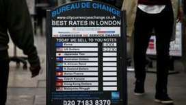 Less than one euro to the pound at many UK airports - BBC News | Exchange Rates and the Balance of Payments | Scoop.it