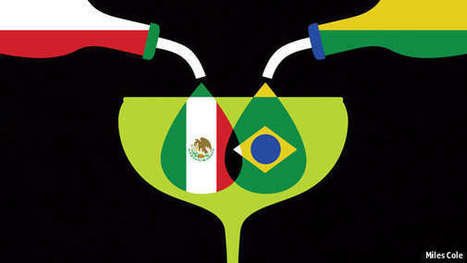 Mixing tequila and caipirinha | Competitive Intelligence for International Business | Scoop.it