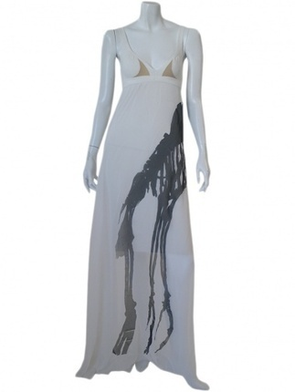 Long Dress by Jennifer Sindon on Sale | International Desighner's Women Clothing | Scoop.it