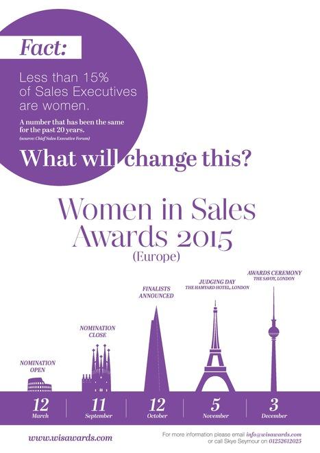 Nominations Opening Soon........... | Women In Sales | Scoop.it