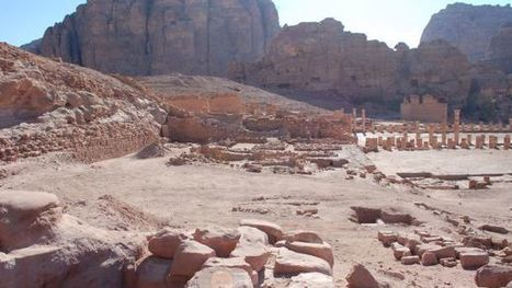 Monumental forgotten gardens of Petra rediscovered after 2,000 years  - Archaeology | News in Conservation | Scoop.it