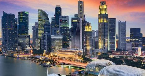 Singapore is striving to be the world's first 'smart city' | Wow | Scoop.it