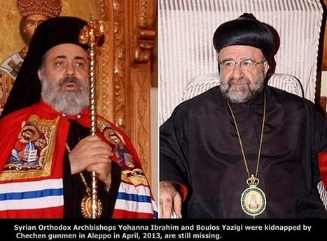 Syrian Christian Leaders Call On U.S. To End Support For Anti-Assad Rebels - Intifada Palestine | Syria | Scoop.it