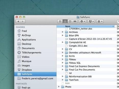 inSync, Google Docs comme une Dropbox | Inspiration - Graphisme - Décoration | Scoop.it