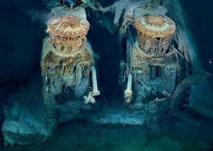Archéologie sous-marine: la protection des épaves métalliques | Dans mon sac de plouf | Scoop.it
