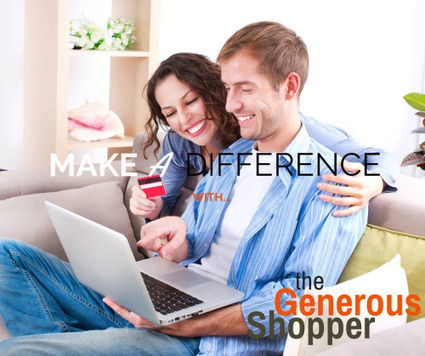 Shop for Donation with The Generous Shopper | Online Charity Shopping | Scoop.it