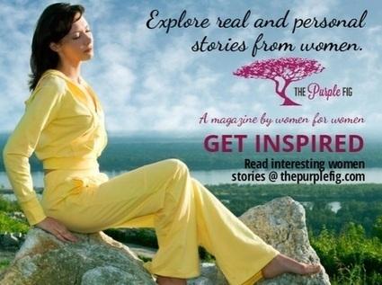The Purple Fig - A Women's Online Magazine | Women Magazine | Scoop.it