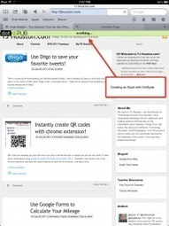 Convert any webpage into an Epub - iPads in Education | PreK-12 Tech Integration | Scoop.it