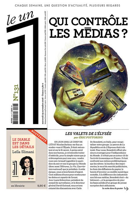 Le 1 n°131 du 23 novembre 2016 | les revues au CDI | Scoop.it