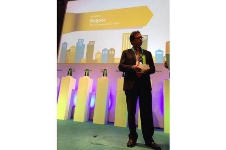 Bogotá gana premio mundial de liderazgo en cambio climático | Autosostenibilidad en el mundo | Scoop.it