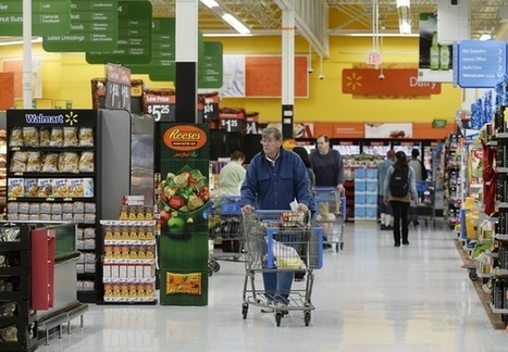 The Sad, Slow Death of America's Retail Workforce | leapmind | Scoop.it