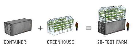 Sous les pavés, la grange : l'agriculture urbaine | Urbanisme | Scoop.it