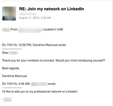 Courtesy rules apply on LinkedIn too | Business in a Social Media World | Scoop.it