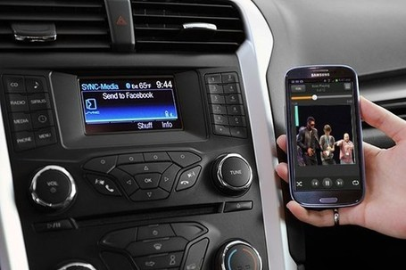 Amazon MP3 adds Ford SYNC support for Android, makes you vocalize your bad taste | Alt Digital | Scoop.it