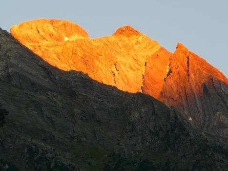 Journée splendide au lac Glacé du Marboré et à la brèche de Tuquerouye (1)|Le blog de Michel BESSONE | Vallée d'Aure - Pyrénées | Scoop.it