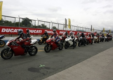 Join Ducati UK And World Superbike Riders, Carlos Checa and Ayrton Badovini At An Exclusive Track Day | Ductalk Ducati News | Scoop.it