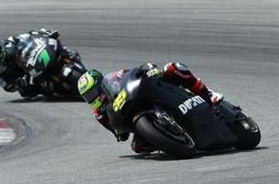 Crutchlow sees 'Open' class positives   Ductalk Ducati News   Scoop.it