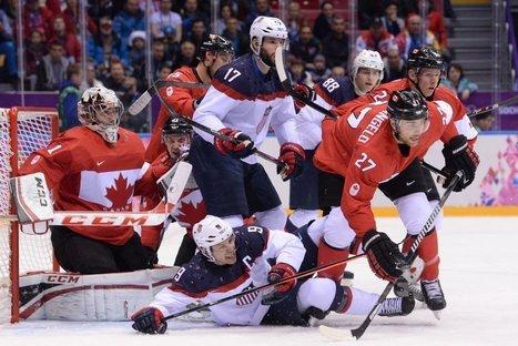 Sochi Olympics: Canada defeats US, 1-0, in men's hockey semifinal - Los Angeles Times   Team canada   Scoop.it