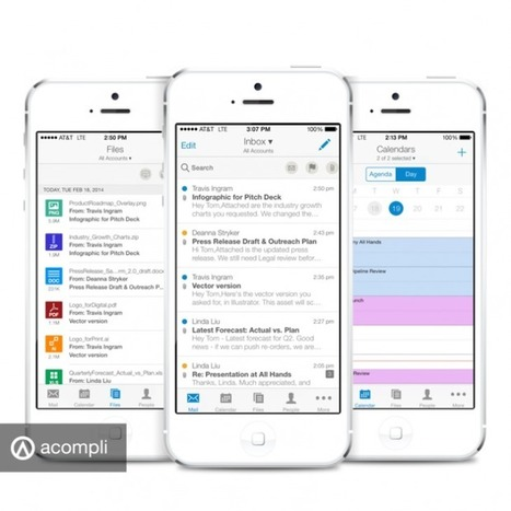 65 of the Best iOS Apps From 2014 | Working With Social Media Tools & Mobile | Scoop.it