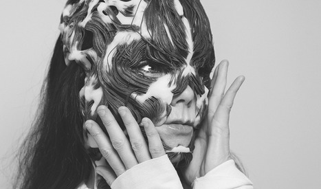 How Björk's Mask Was 3D-Printed from Her Own Face  | What's new in Visual Communication? | Scoop.it