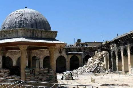 Amid civil war, a battle to preserve Syria's historical heritage | The National | Archaeology News | Scoop.it