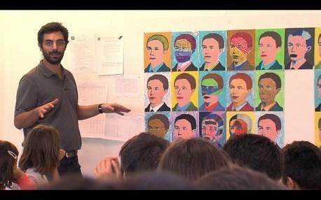 A Arte chega às Escolas com … | Pplware | Tecnologia e Comunicação | Scoop.it
