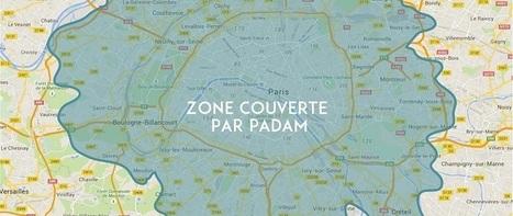 Padam, la solution pour rentrer chez soi le soir | Cartographie XY | Scoop.it