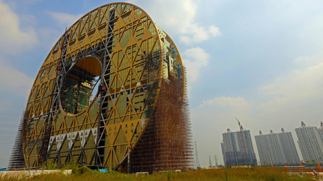 China Bans 'Weird' Buildings (PHOTOS) | Current Events Friday | Scoop.it