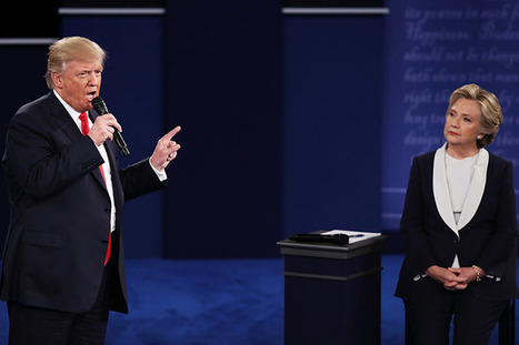 Trump's Debate Claim On Health Care Costs: It Depends What You Mean By 'Cost'   Insurance News   Scoop.it