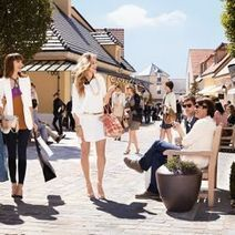 Chic Outlet Shopping in Europe : TravelAge West   Online Shopping europe   Scoop.it