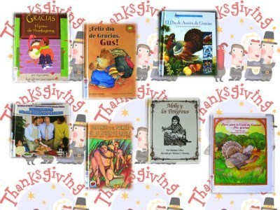 Spanish books for children to learn about Thanksgiving ... | Preschool Spanish | Scoop.it