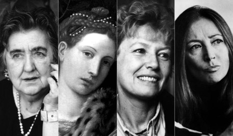 Top 10 great Italian women in literature | Italia Mia | Scoop.it