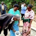 Another clean water well is up and running in Uganda!   Groundwork ...   WASH Uganda   Scoop.it