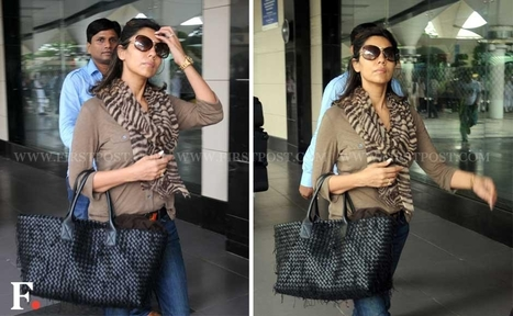 Gauri Khan's Airport fashion: Hit or miss? | I don't do fashion, I am fashion | Scoop.it