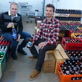 Namur: deux Français créent un site pour exporter les bières ... - La Meuse | Bière | Scoop.it