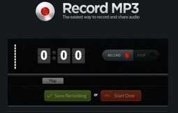 How-To: Link Audio Recordings to QR Codes | iPads | Scoop.it