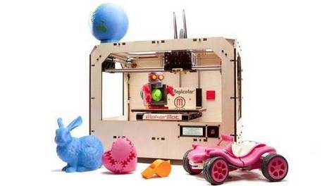 Who will make money with 3-D printing? - The Globe and Mail | Rise of the Fourth Economy | Scoop.it