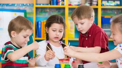 Sharing Is Caring: Developing Social Skills | dailyRx News | DHSchildstudies | Scoop.it