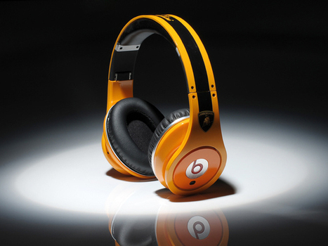 Eye-catching Monster Beats Lamborghini Car Studio Headphones Limited Edition_hellobeatsdreseller.com | Local buisness | Scoop.it