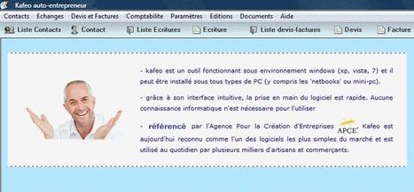 Logiciel de facturation pour auto-entrepreneur gratuit | Le Top des Applications Web et Logiciels Gratuits | Scoop.it