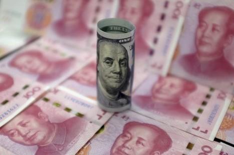 Chine: les réserves de devises fondent | International | Grain du Coteau : News ( corn maize ethanol DDG soybean soymeal wheat livestock beef pigs canadian dollar) | Scoop.it