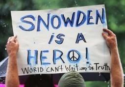 Wat Amerika zich afvraagt: is Snowden een held of een landverrader? - NRC Handelsblad | PRISM | Scoop.it