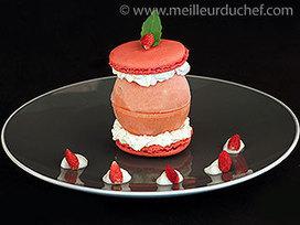 Tomates mozzarella, comme un dessert | La passion de la glace du sorbet, et des desserts glacés ! | Scoop.it