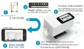 uChek: app que permite realizar diagnósticos mediante análisis de orina | Noticias TIC SALUD | Scoop.it
