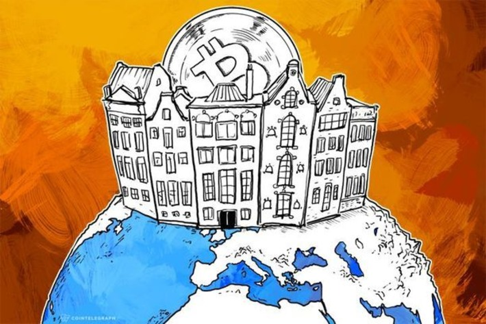 Amsterdam Aims to Become Bitcoin Capital of the World - CoinTelegraph | money money money | Scoop.it