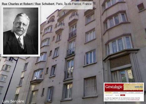 Lulu Sorcière Archive: Lois et Racines - 11 Juillet 1912 - Echo à la RFG. | Chroniques d'antan et d'ailleurs | Scoop.it