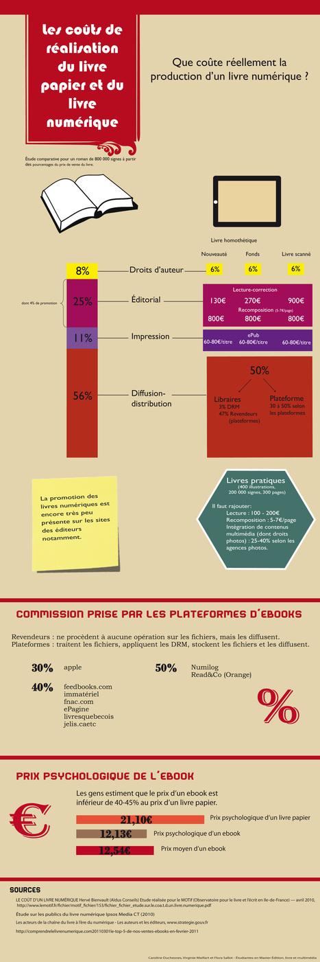Piratage, coût du numérique, livre papier et ebook : place aux jeunes ! | Library & Information Science | Scoop.it