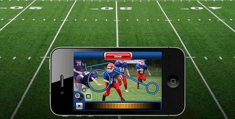 Coach's Eye: The ultimate coaching app for iPhone and iPod touch | Video for Learning | Scoop.it